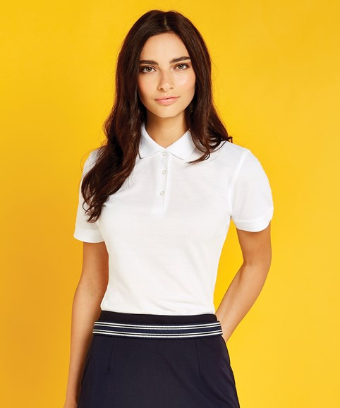 Women's Klassic Slim Fit Polo Superwash® 60¬∫C
