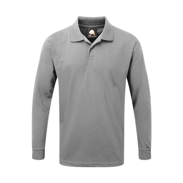 Weaver Premium L/S Poloshirt