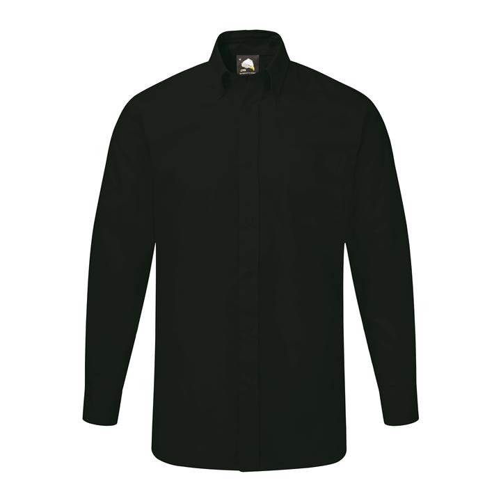 Essential Oxford S/S Shirt