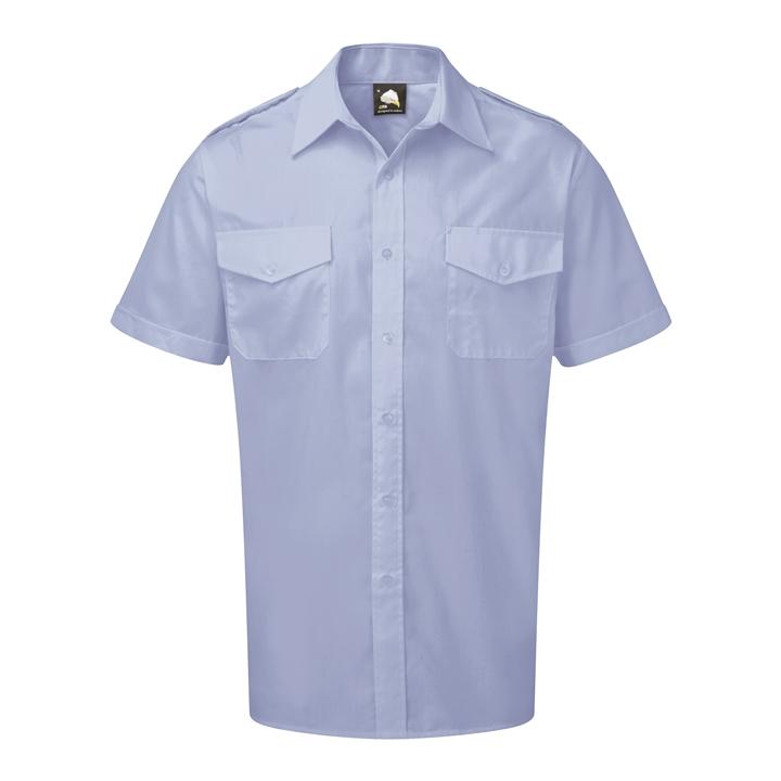 Essential S/S Pilot Shirt