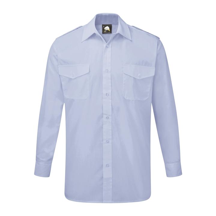 Essential L/S Pilot Shirt