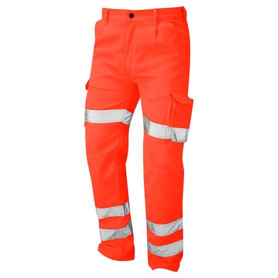Hi-Vis Cargo Trouser