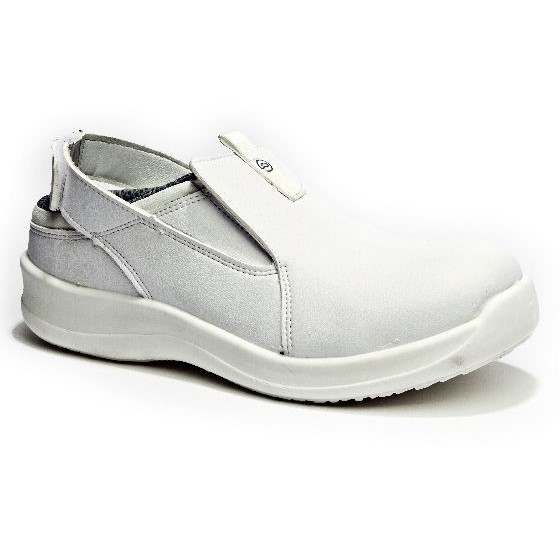 SafetyLite Safety Clog with Heel Strap