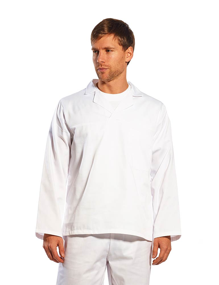 Baker Shirt, Long Sleeves