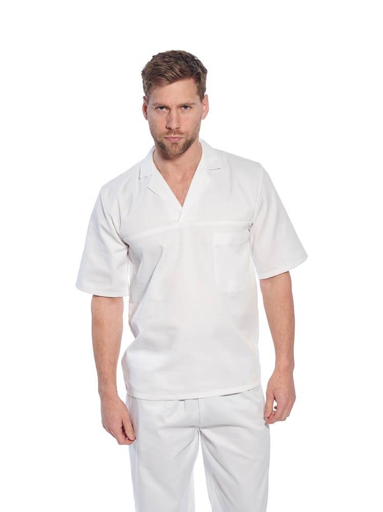 Baker Shirt, Short Sleeves