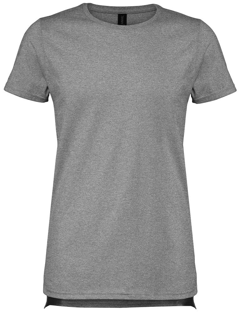 Anvil Fashion Basic Long and Lean Tee