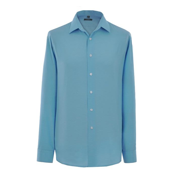 Men's Houndstooth Check Shirt