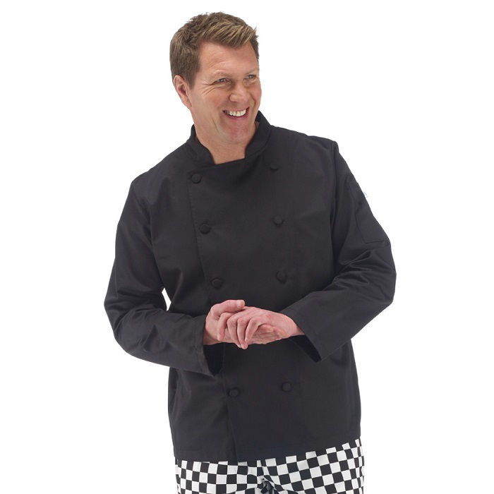 Cooltex Long Sleeve Chef's Jacket