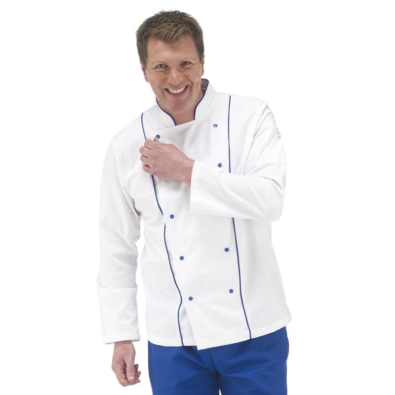 Prestige Long Sleeve Chefs Jacket