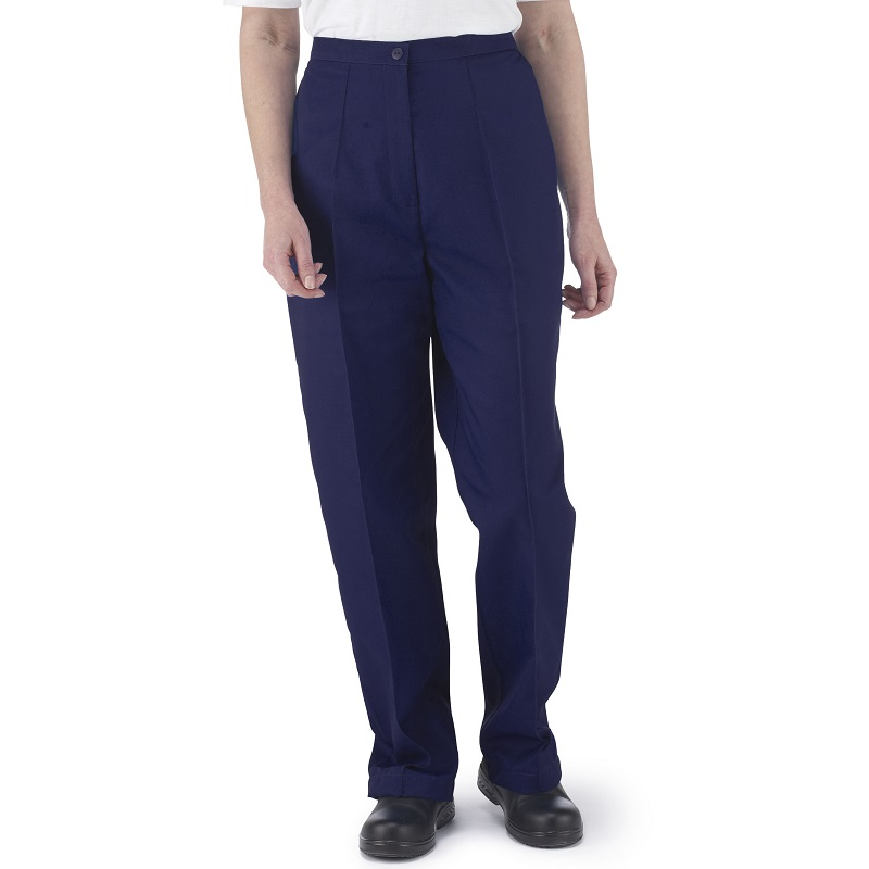 Ladies Back Elasticated Trouser