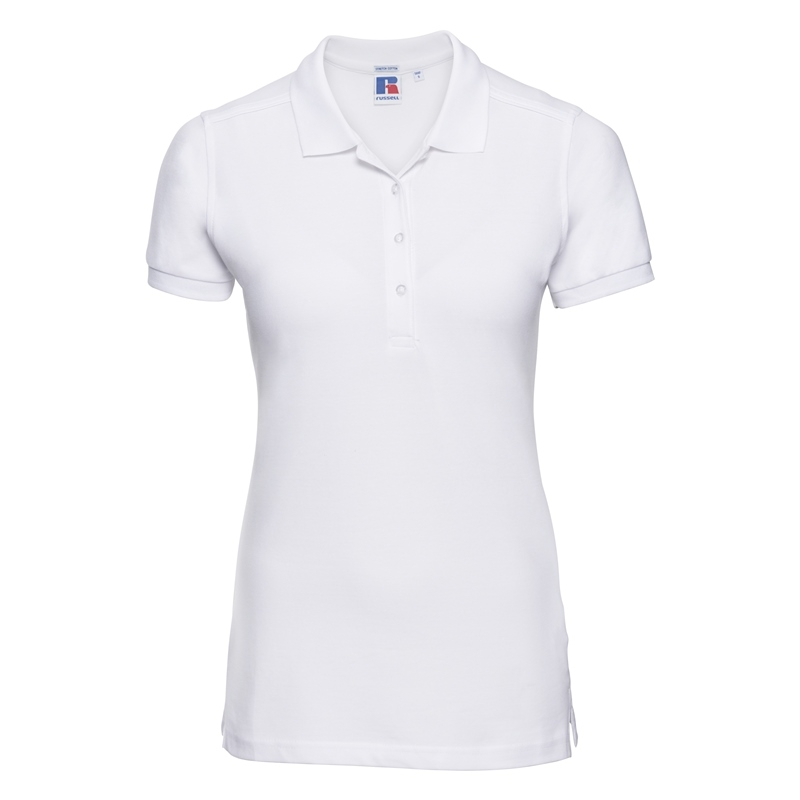 Women's Stretch Polo Shirt