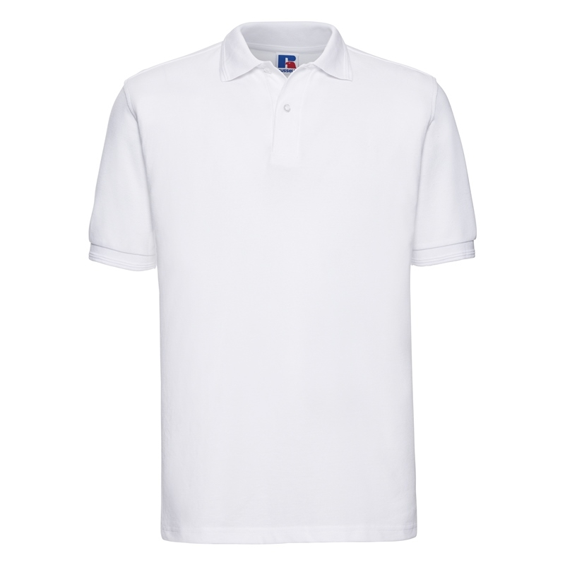 Hard-Wearing 60°C Wash Polo