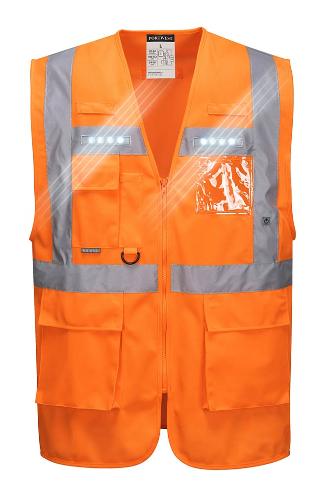 Orion LED Executive Vest