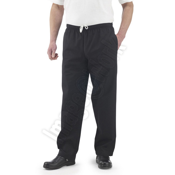 Plain Coloured Catering Trousers