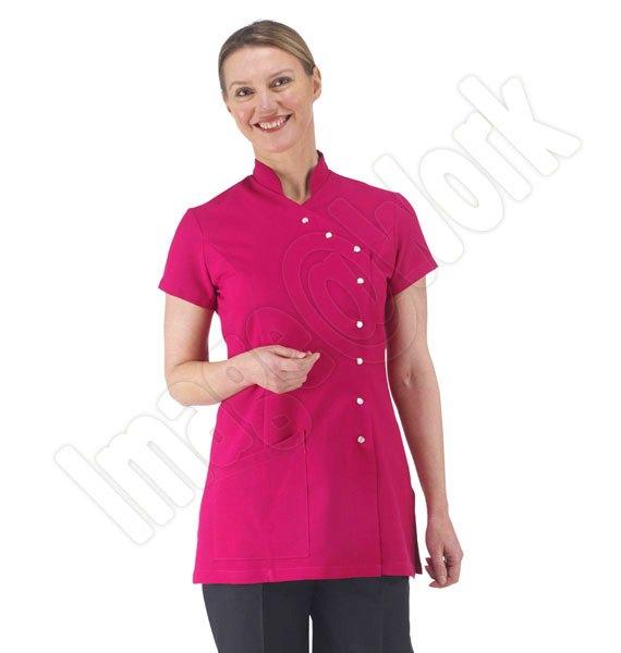 Asymmetrical Tunic with Pocket