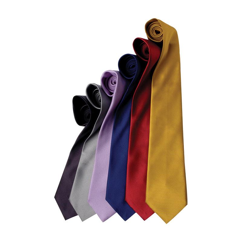 Horizontal Stripes Tie