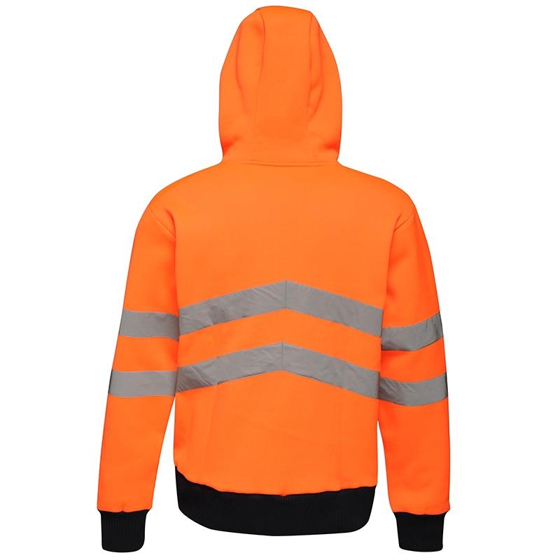 High-vis pro overhead hoodie