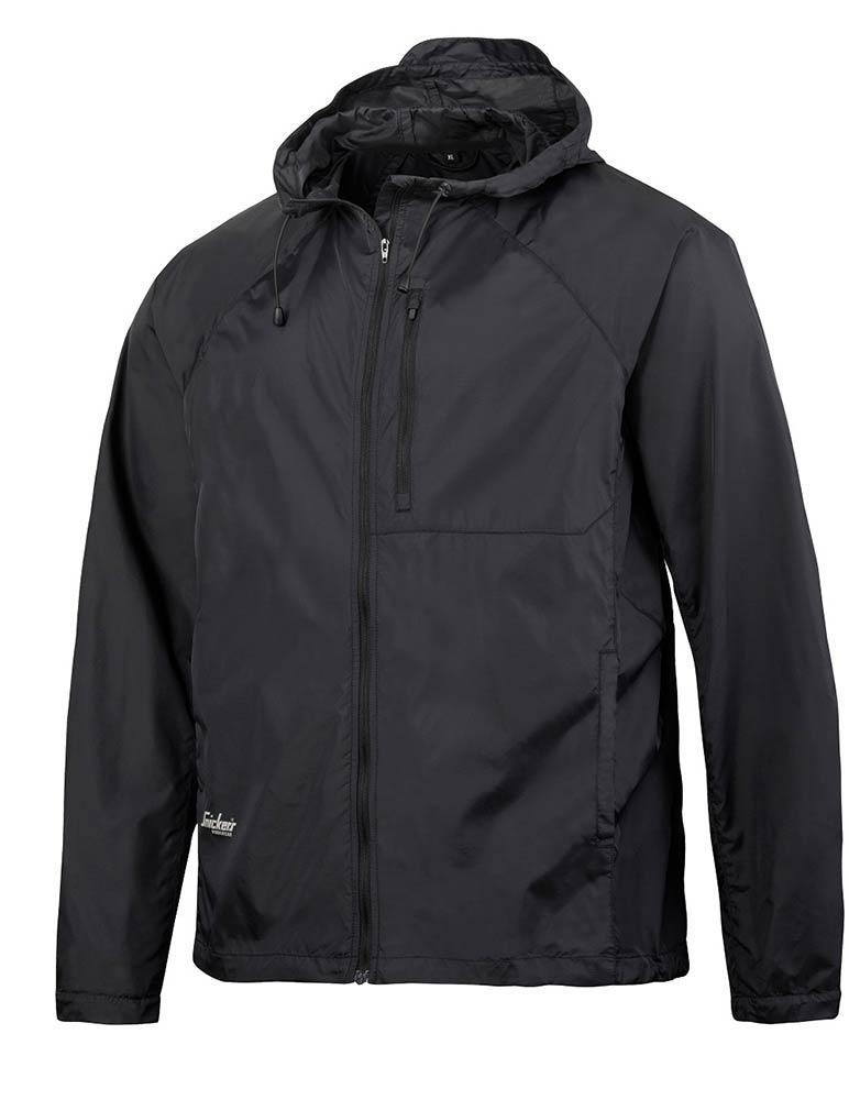 Snickers Windbreaker Jacket