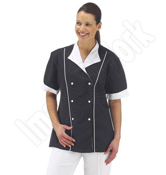 Ladies Contrast Coloured Tunic