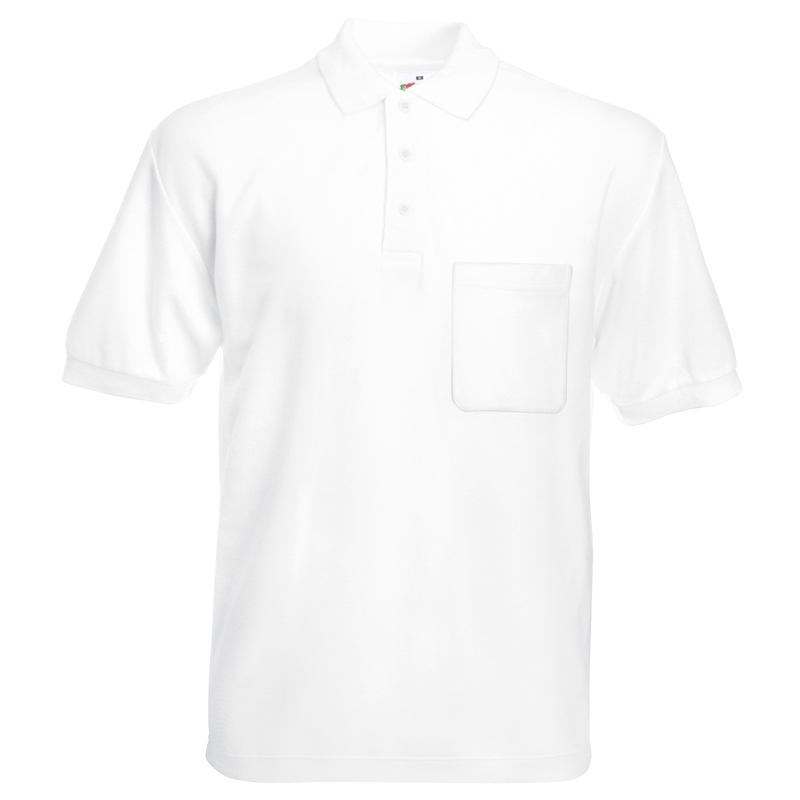 Men's 65/35 Pocket Polo