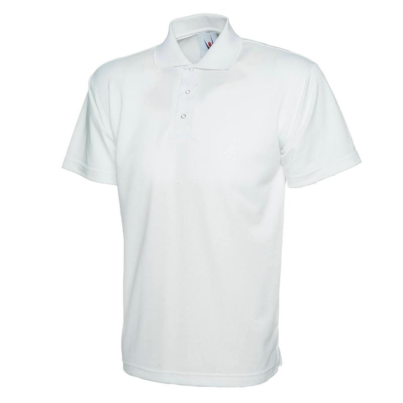 Processable Pique Polo Shirt