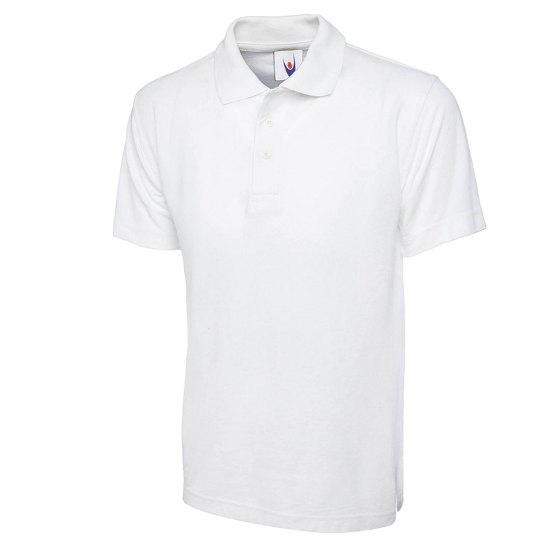 Unisex Olympic Polo Shirt
